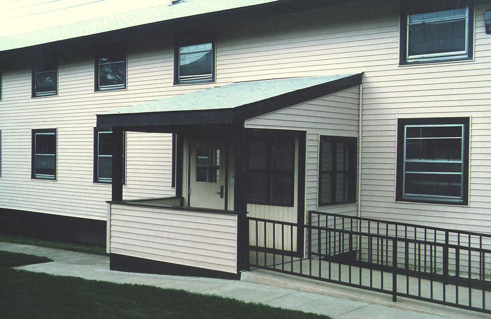 One of M&D's early projects was converted the Army's Fort Meade base into Sarah's House homeless shelter.