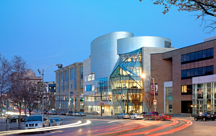 Univ. of Baltimore student center