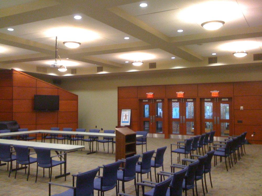PSU Ruhl Room