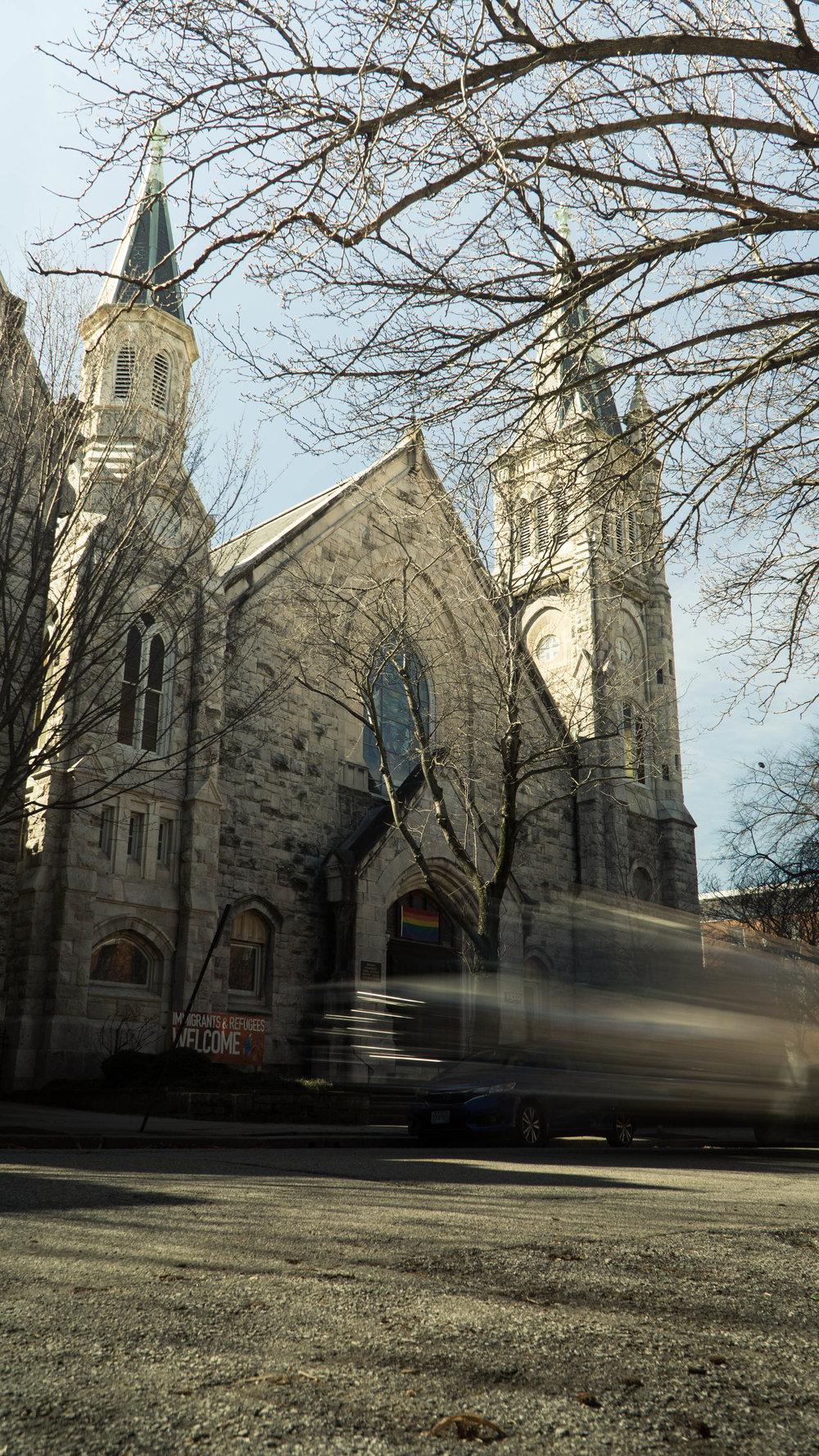 Brown Memorial Park Avenue Presbyterian Church