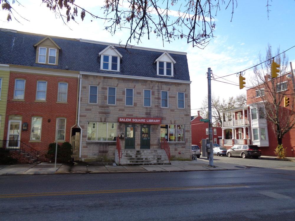Salem Square Housing