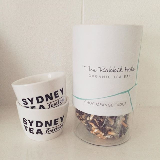 The spoils of our day of worship #sydneyteafestval #tea #chai #sydney #festival #bree
