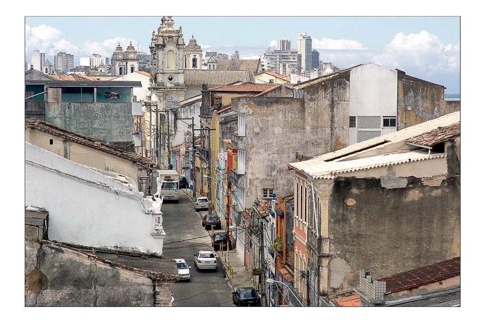 Salvador de Bahia, 2007.