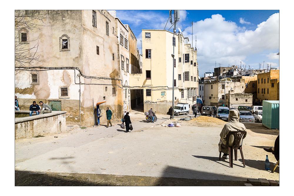 Fès, Maroc 2011