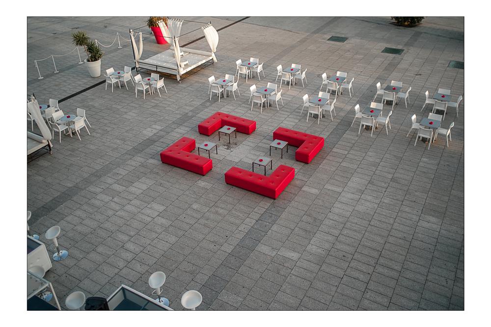 Caffe degli Spiriti, Cagliari 2009.
