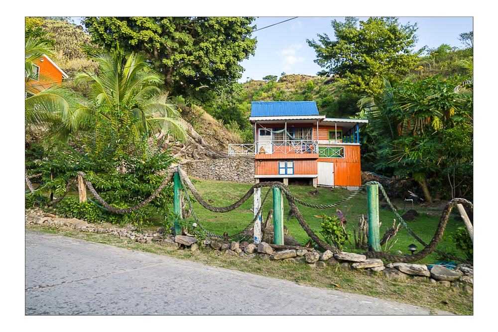 Providencia, Colombie 2009.