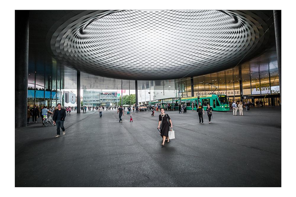 Messe Basel - New Hall 2014  Herzog De Meuron Architectes 2013