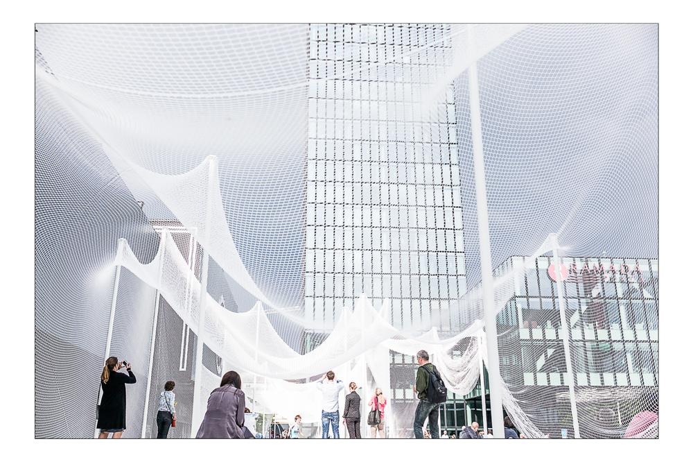 Art Basel Installation filets 2014