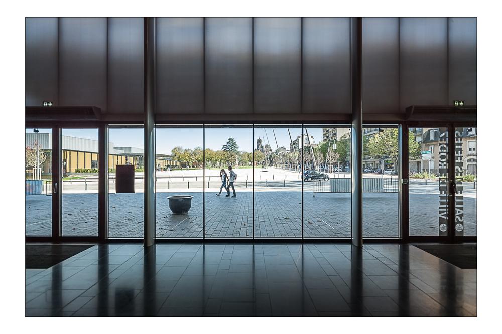Salle des Fêtes, Rodez 2014  Atelier d'Architecture Emmanuel Nebout