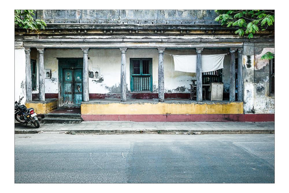 Pondichéry, Février 2014