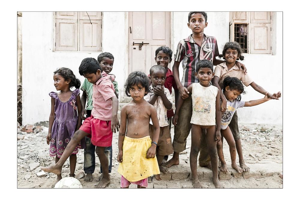 Kottakuppam, Inde 2015.