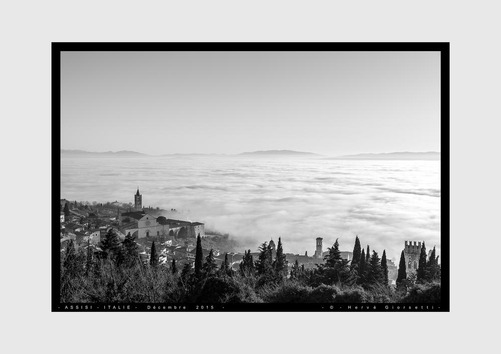 Assisi, Décembre 2015