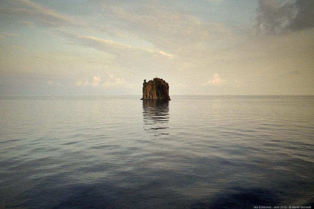 Îles Eoliennes - Août 2018