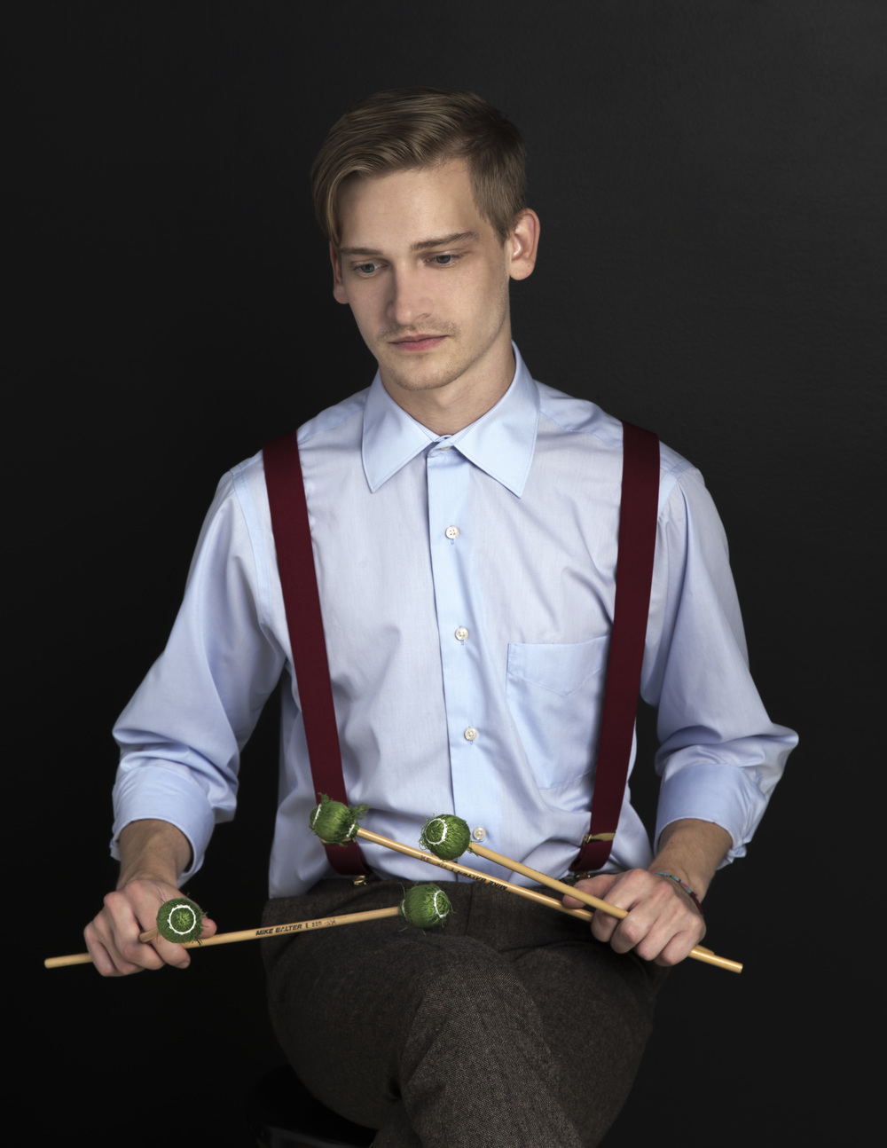 Kurt Fedde   Percussion, Composition   Kurt completed his Bachelors of Music degree in percussion performance and music education at the Eastman School of Music in May 2014 and will spend the upcoming year performing and student-teaching in Rochester.