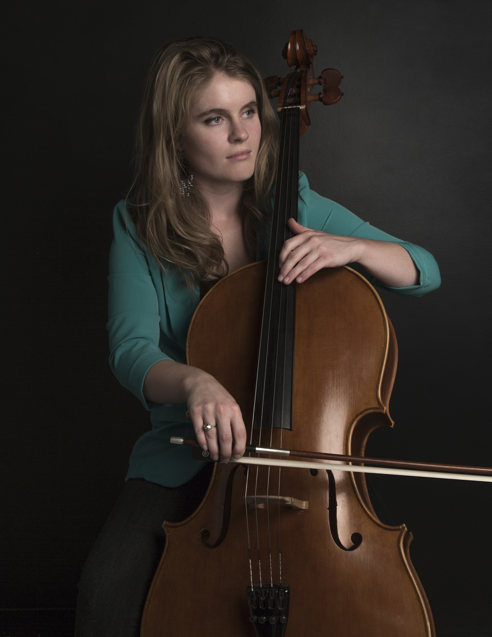 Nadine Sherman   C  ello    Nadine completed her Bachelors of Music degree in cello performance at the Eastman School of Music in May 2014 and currently works as a freelance cellist and professional photographer in Rochester.