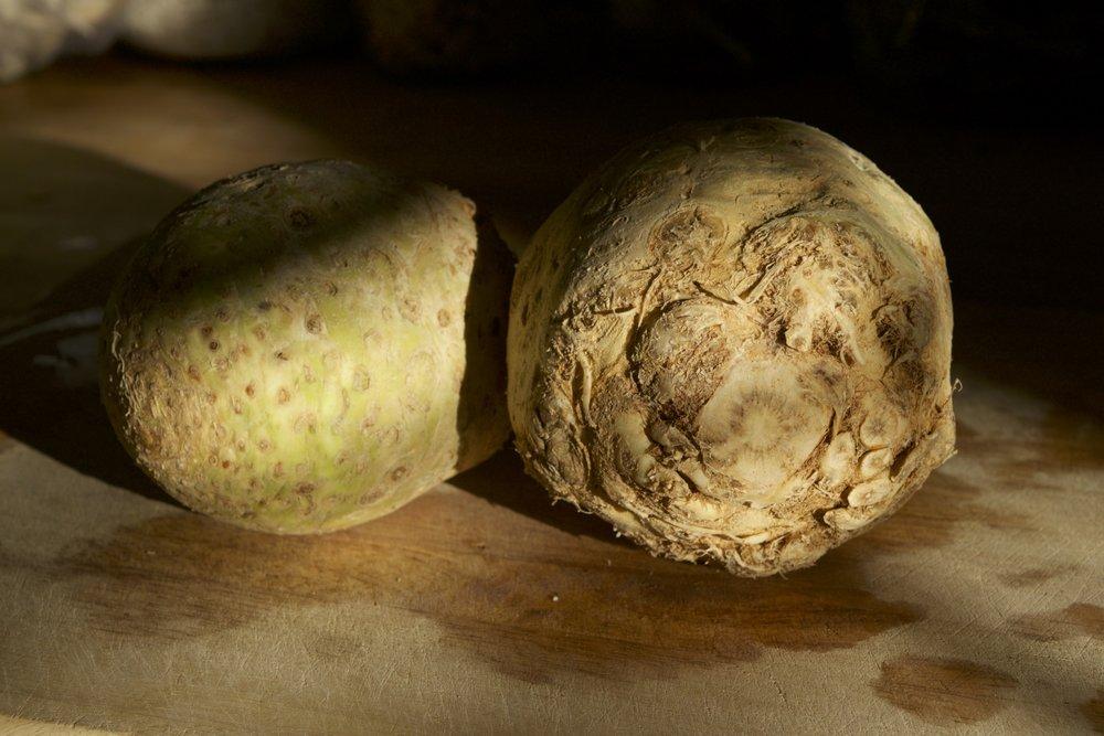 Celeriac root