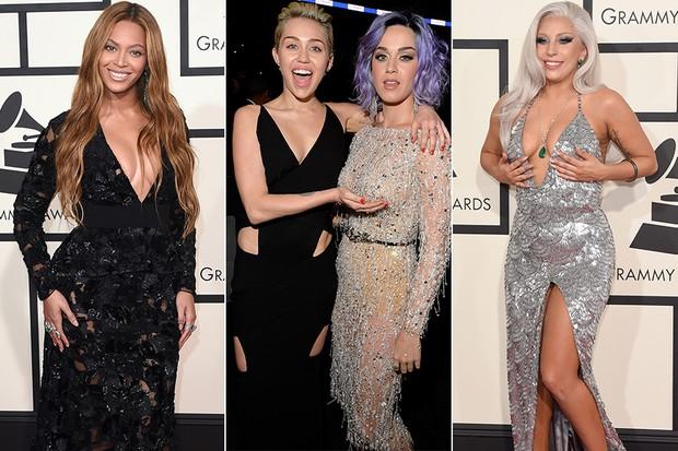 Com duração de 3 horas, diversos artistas brilharam nos holofotes do Grammy. Alguns chamaram a atenção pelos looks e outros pelos flagras das câmeras. Será que você perdeu alguma coisa?