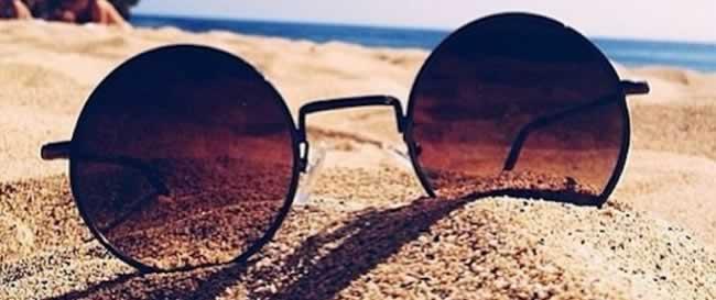 Por isso, é de extrema importância o uso de óculos de sol de boa qualidade.  Mas ATENÇÃO modelos falsificados ou com lentes de baixa qualidade podem ser  ... 3e4c5cce56