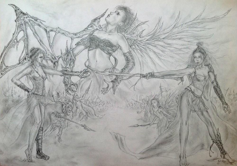 Fantasy Battlefield