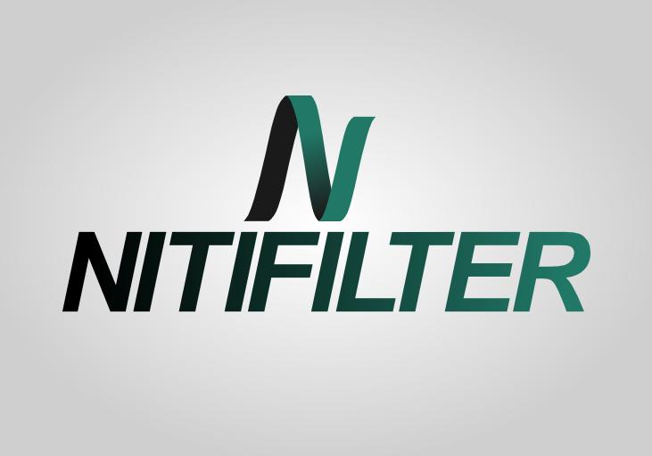 Test de logo pour une marque de filtre