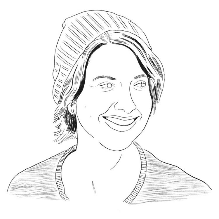 Lydia Winters Director of Fun, Mojan