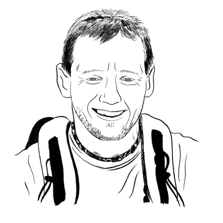 Charlie Engle Writer, Filmmaker & Adversity Expert
