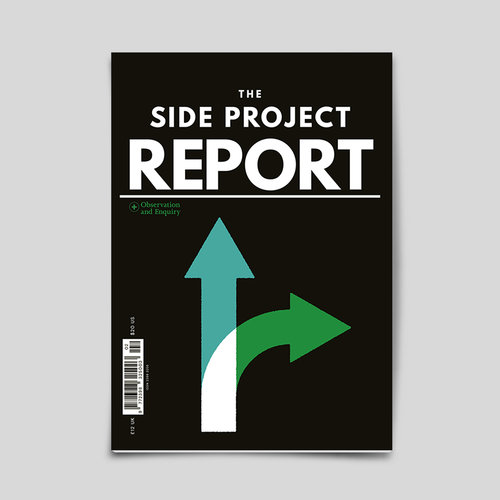 The Do Lectures  The Side Project Report