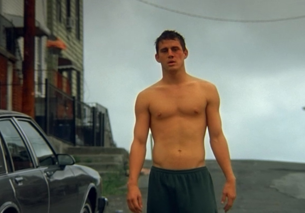 Image result for a guide to recognizing your saints channing tatum
