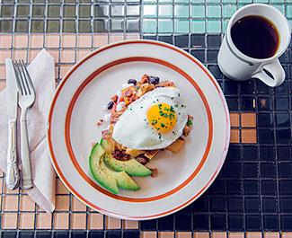 HASH Breakfast