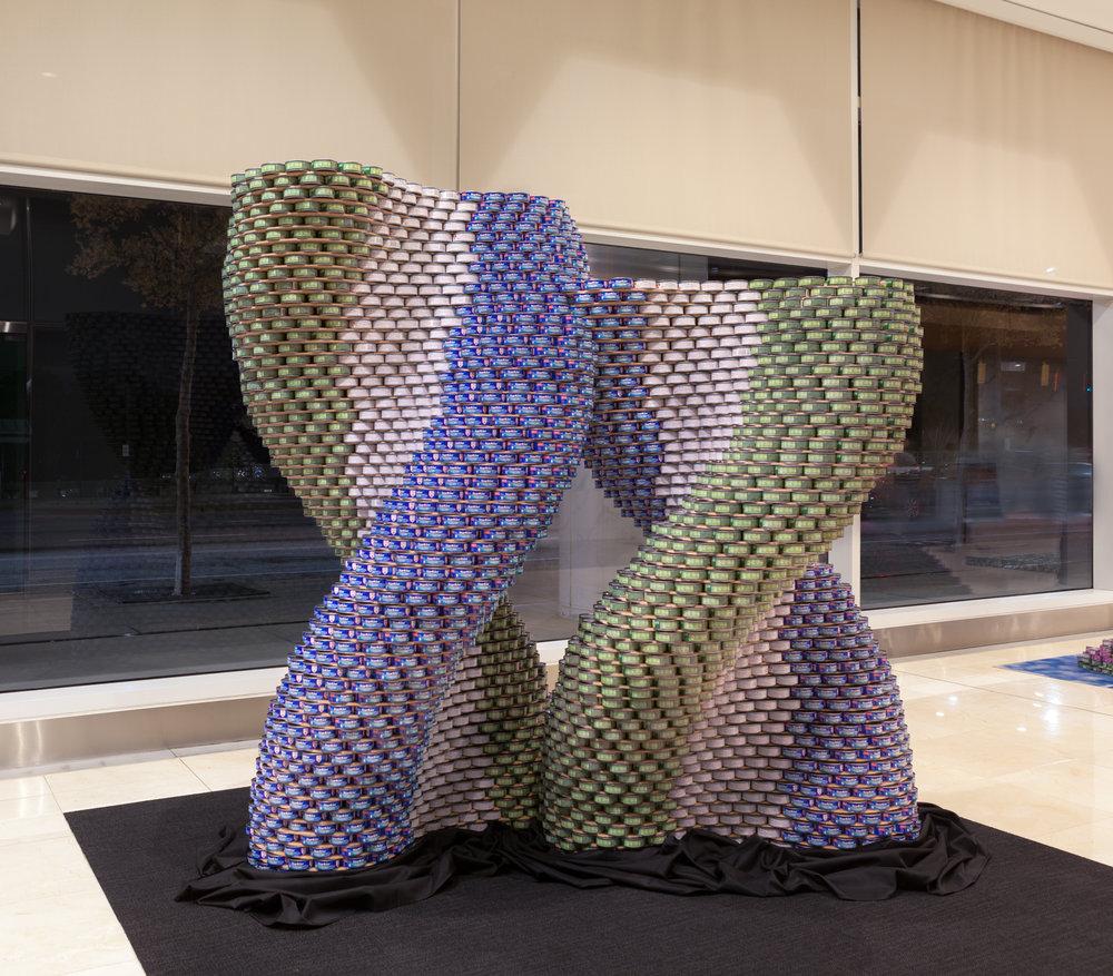 """Structural Ingenuity: """"Double Helix"""" (Gensler)"""