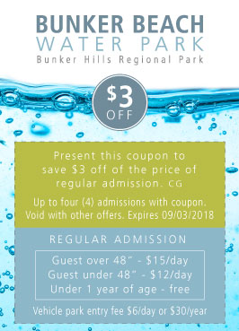 Bunker Beach Coupon