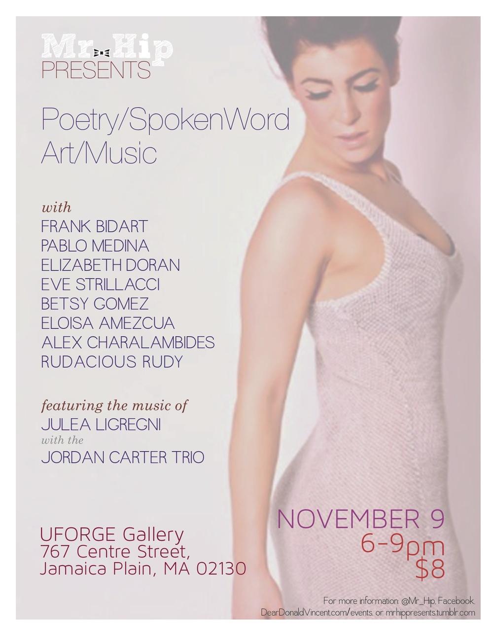 November Flyer