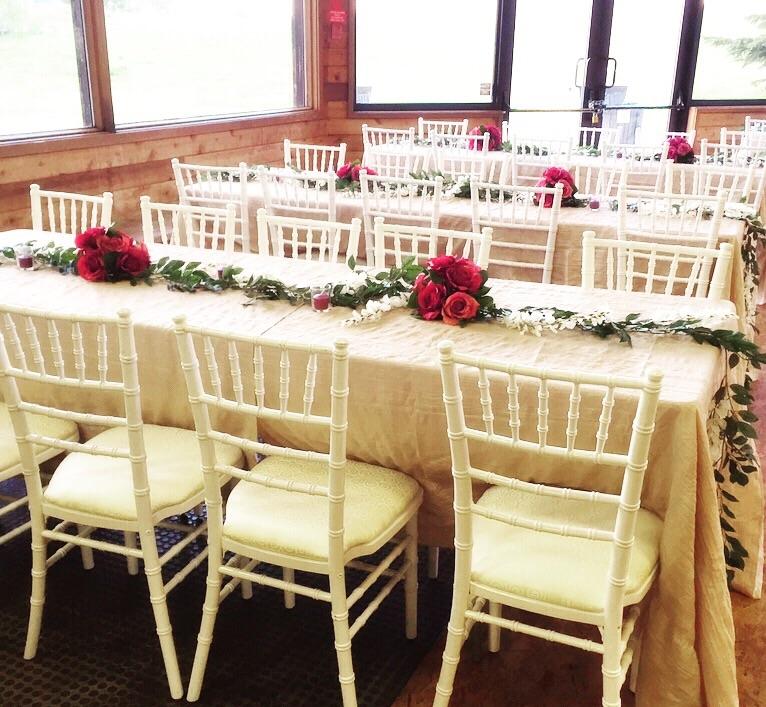 Edmonton wedding at Sunridge Ski Resort