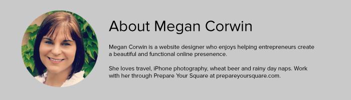 megan corwin bio