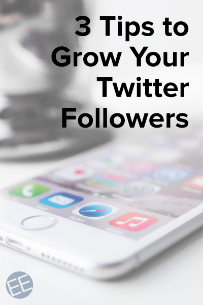 As an entrepreneur, networking and making online connections is important. Twitter is a great tool for getting to know others as well as driving more traffic to your website. Here are three tips to help you organically grow your Twitter following. Click through for the details.