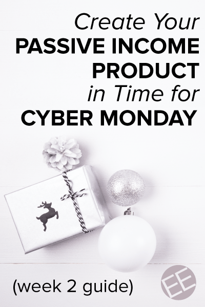 Entrepreneurs, is your website ready for Cyber Monday? This week (week 2 of a 4 week guide), let's go through your site to be sure it is ready to handle all those sales. Click through for the checklist.