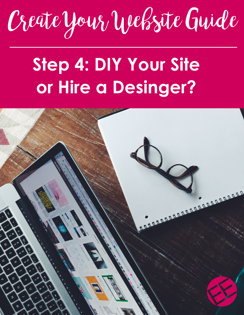 Now that you're ready for your website assembly, it is better to DIY your website or hire a designer? Click though to discover the factors to take into consideration.