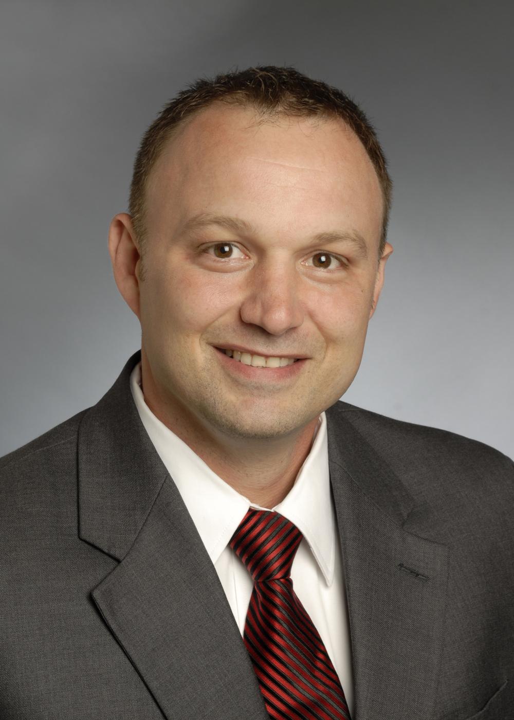 Legislator Justin F. Wilcox