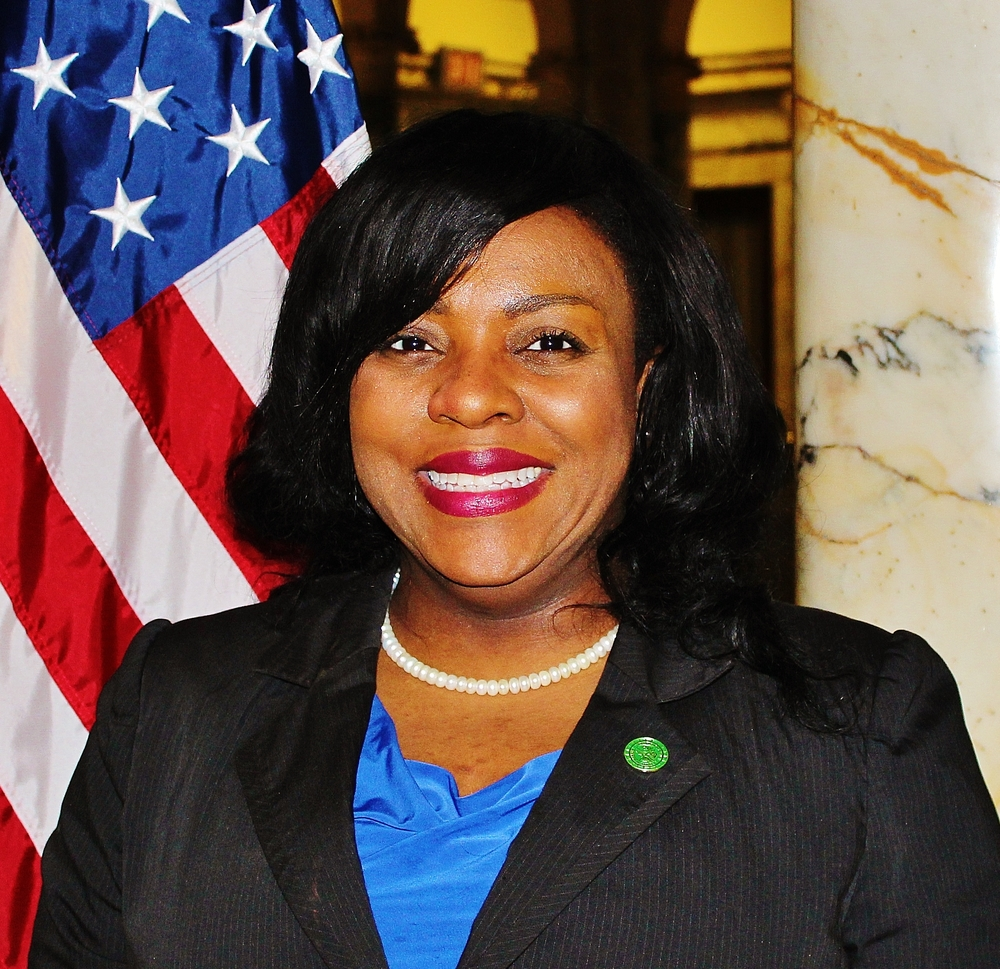 Legislator LaShay D. Harris