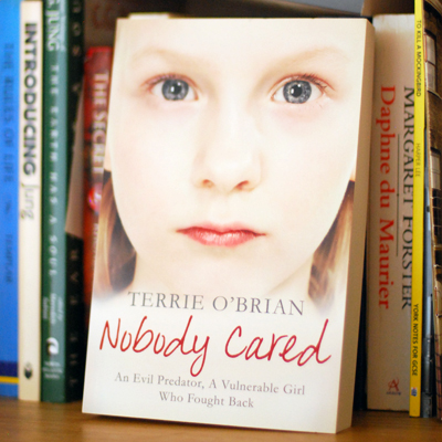 Nobody Cared .     An Evil Predator, a Vulnerable Girl Who Fought Back