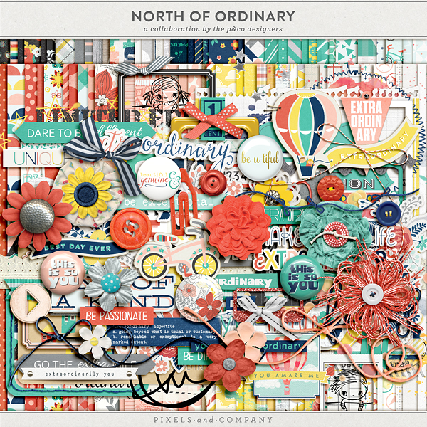 North of Ordinary Preview