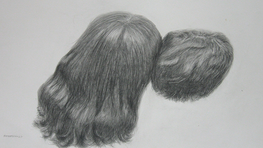 35x50cm  עפרונות וגרפית על נייר  Pencils and graphite on paper