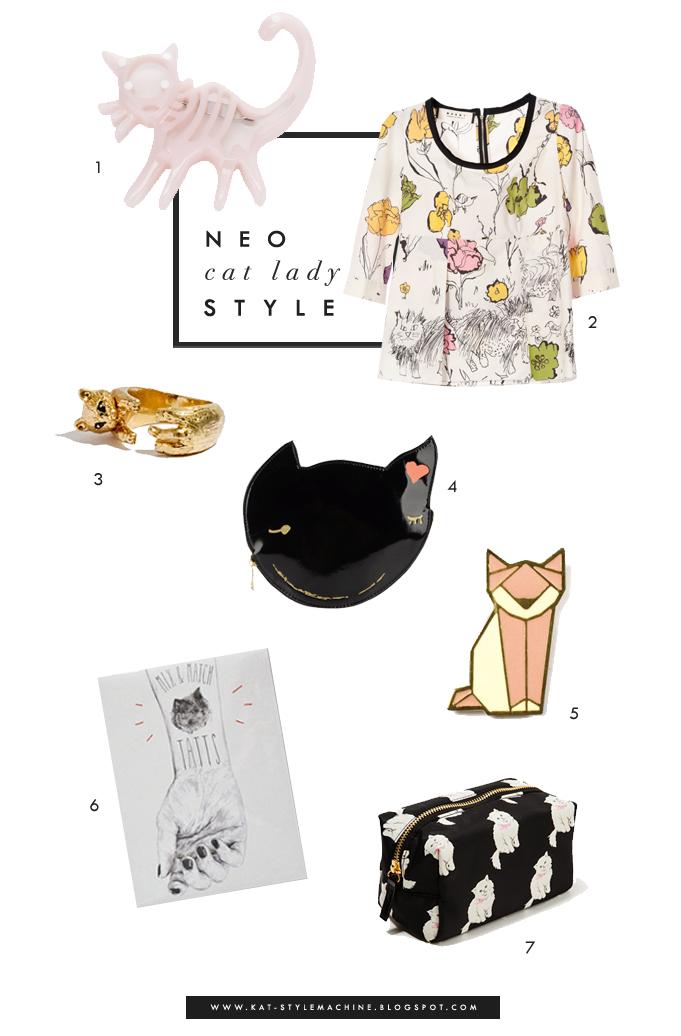Neo Cat Lady Style
