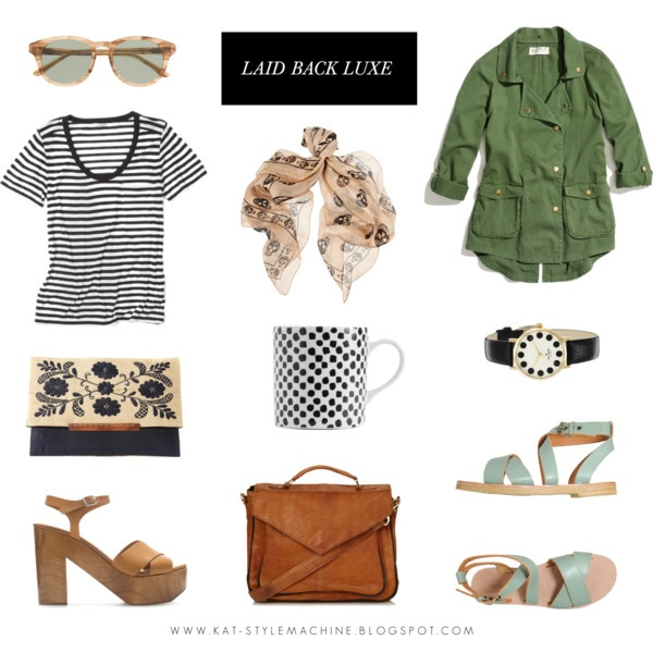 Laid Back Luxe
