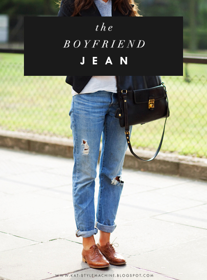 The Boyfriend Jean