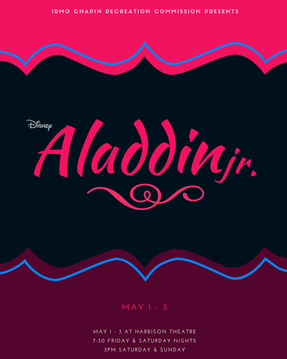aladdin-jr-poster-design
