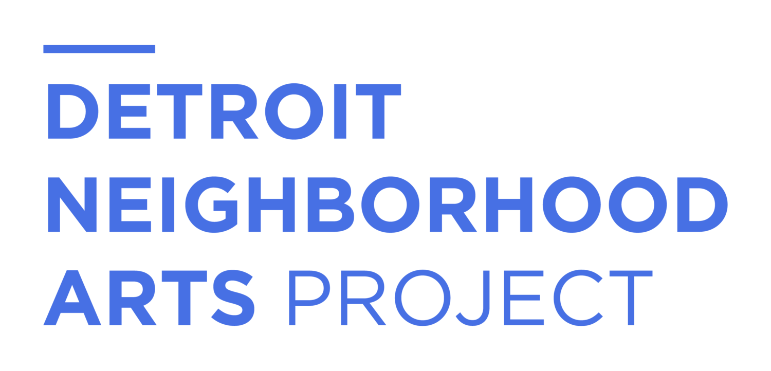 Detroit Neighborhood Arts Projects