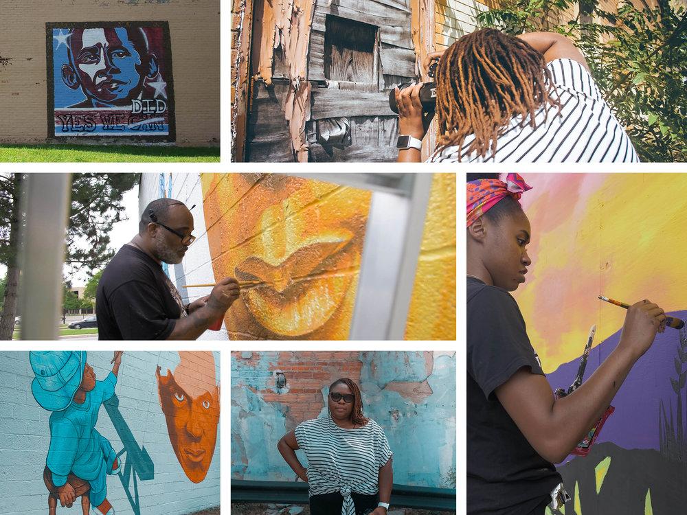 Corridor 1 - Business Corridor - Arts and Culture