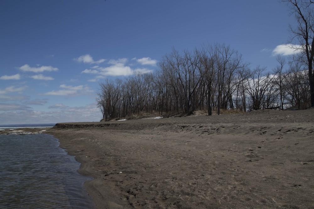 Lake Erie // April 2015