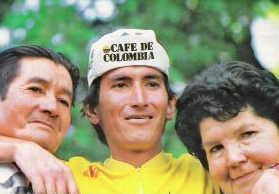 "Was Lucho Herrera another ""native american"" grand tour winner? Oy."